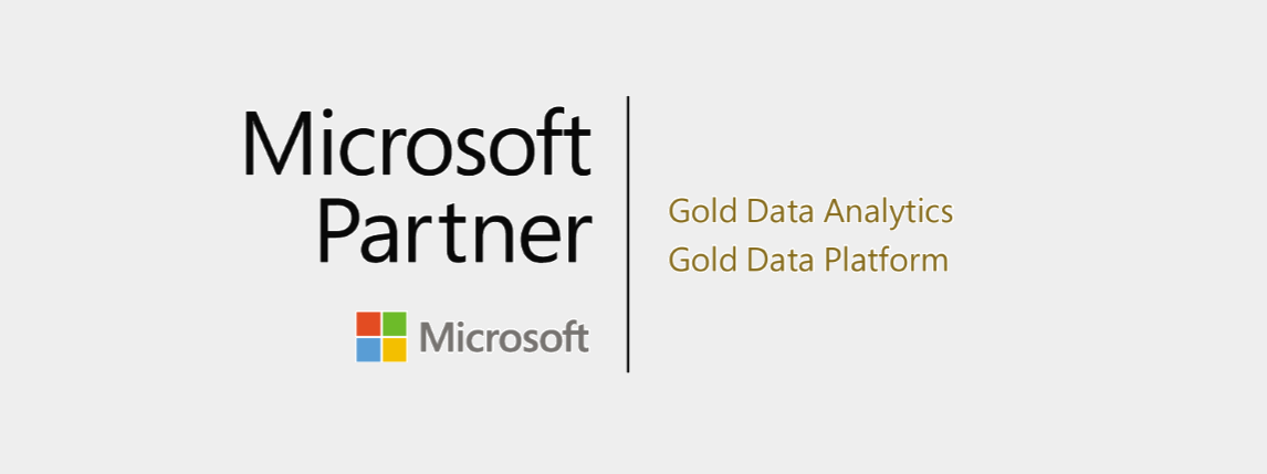 Microsoft Gold Partner - Data Platform & Data Analytics