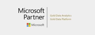 Microsoft Gold Partner - Data Platform & Data Analytics