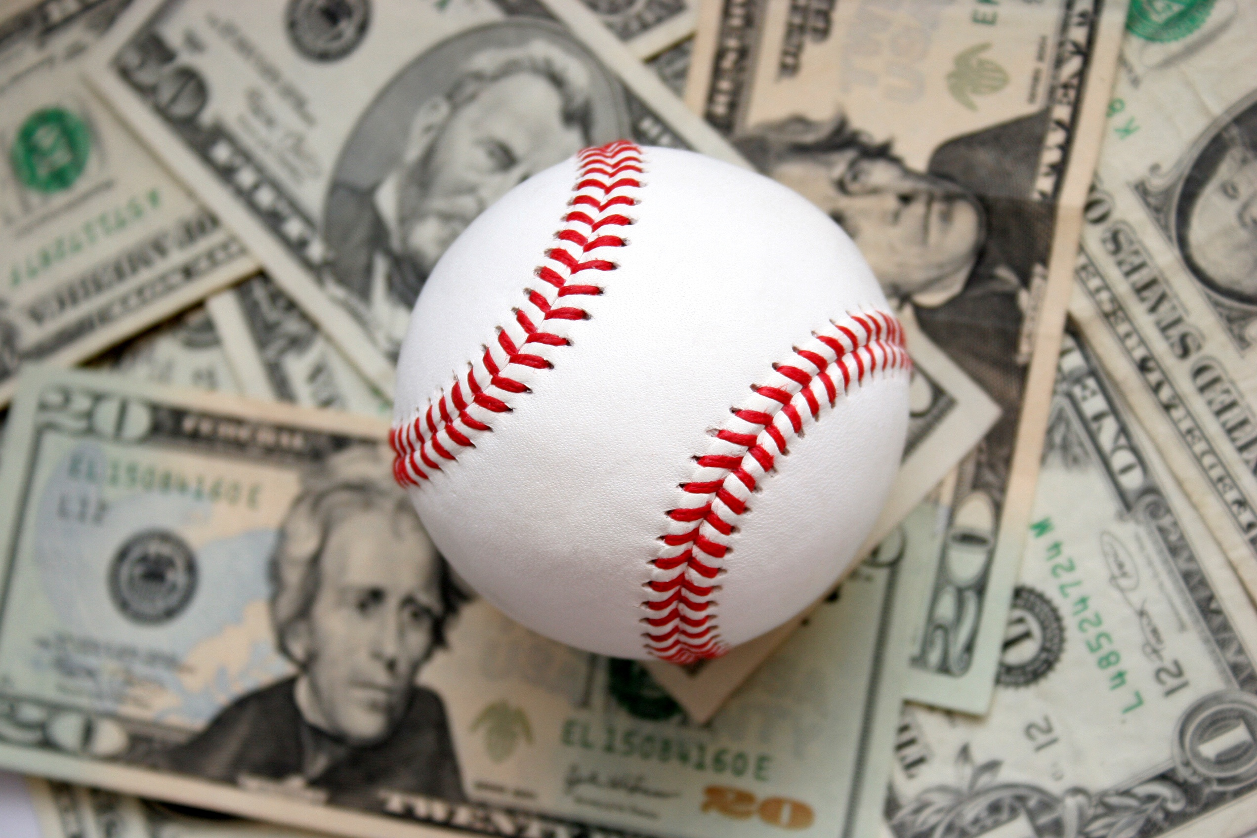 Power BI Dasbhoard Moneyball for Business
