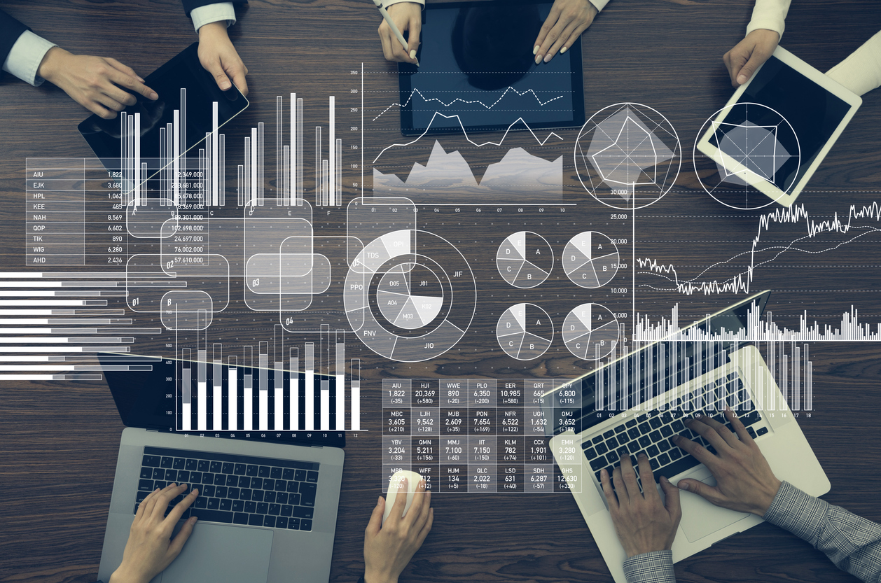 iStock - For Data Warehousing